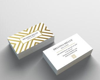 Business Card Template Sided Business Card Design - Two sided business card template