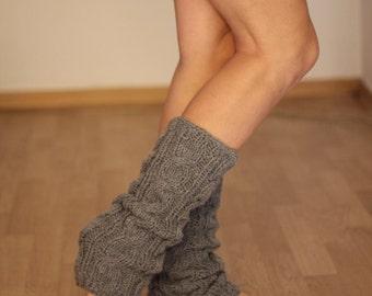 Leg Warmers Boot Socks,Women's Leg Warmers,Hand Knit Socks,Boot cuffs,Boot Toppers,Knitted leg warmers,Shoe accessories,Legwear