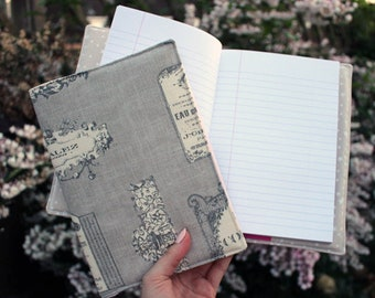 Book Cover and Note Book