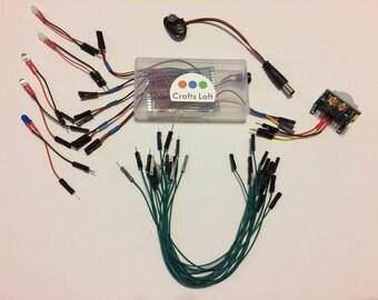 LED lights with movement sensor