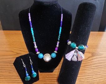 Inner Peace Jewelry set