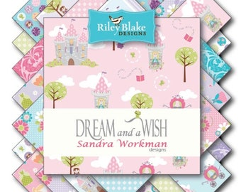 Riley Blake Designs - Dream and a Wish