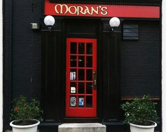Hoboken - Moran's coaster