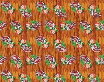 Keebler Elf Tree Fabric From Springs Creative