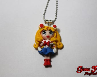 Necklace Doll Sailor Moon
