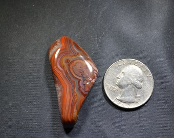 Crazy Lace Agate free form Cabochon