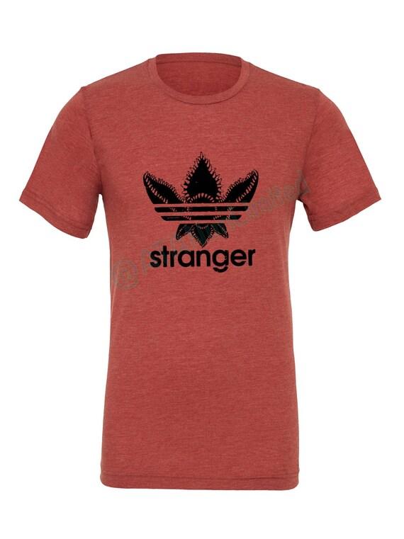 adidas stranger things t-shirt