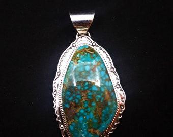 Sierra Nevada Turquoise Pendant