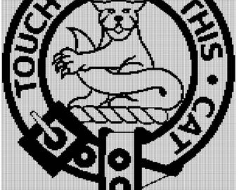 Clan Macgillivray Cushion