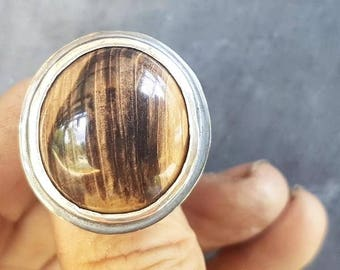 Woodgrain Ring