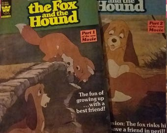 Disney's The Fox and the Hound comics