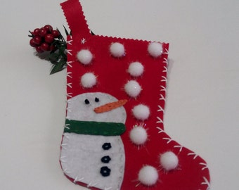 felt christmas ornament, christmas decorations, christmas  holiday decor, christmas stocking decor, christmas gift, christmas decor,felt,