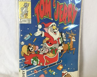 1993 Tom and Jerry Comic