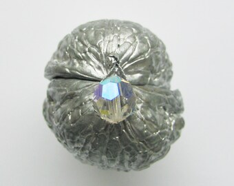 Tiny box for secret messages, gifts of jewelry  or tiny treasures IV