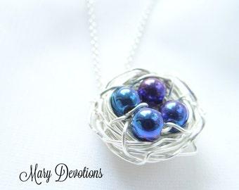 Mama Nest Necklace