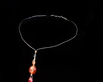 Firedrop Necklace