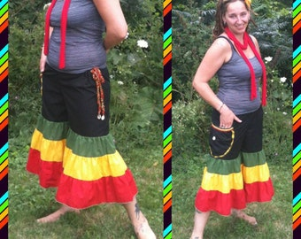 RiSe Up... -CoTToN- DaNCiN-MaMa... PeTTiCoaT-BLooMeR-PANTS...BOHO-HiPPie-TRiBaL... HaNDMaDe... Rasta... One Love... Ready2Ship