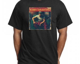 Logic Bobby Tarantino T Shirt Hip Hop Shirt Tee Rap Merch Style Rappers Tee  Rap Rat