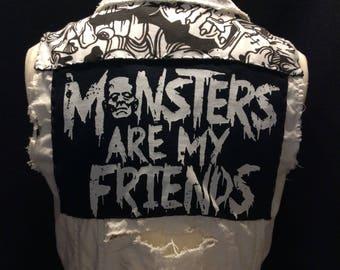 Monster Vest