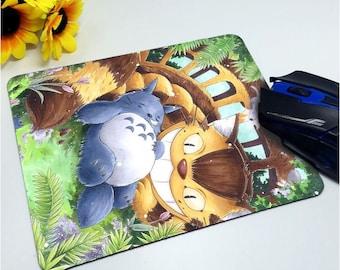 Desgin H - PC Laptop Computer TOTORO 180 x 220 x 3mm Mouse Mice Mat Pad