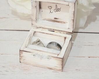 Ring bearer box Etsy