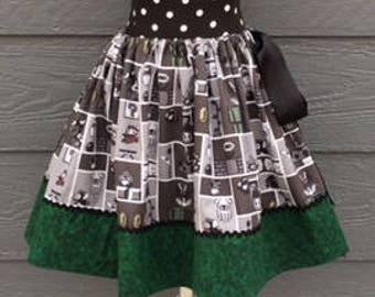 Mario Skirt, Womans Skirt, Mario Cosplay Skirt
