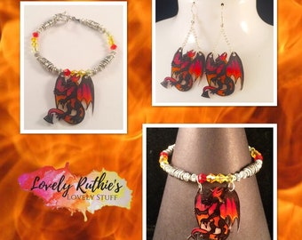 Fire Dragon Jewellery