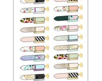 Planner Pen Sticker Set of 32