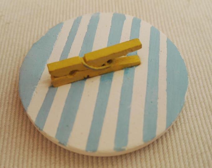 Concrete Magnets | Calamite in cemento | Handmade magnets | Calamite a mano | Christmas gift idea | Gift idea regalo di Natale | bonbonniere