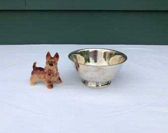 Silver Bowl Oneida Small Serving Bowl Paul Revere