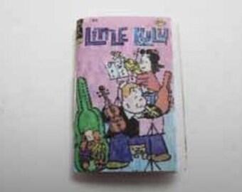 Comic Book Little Lulu - dollhouse miniature 1:12 scale