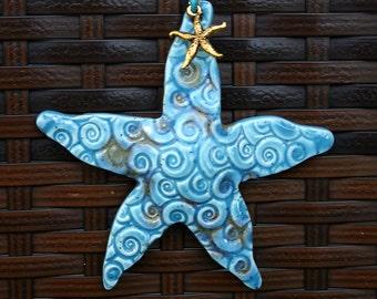 Starfish (Aqua)