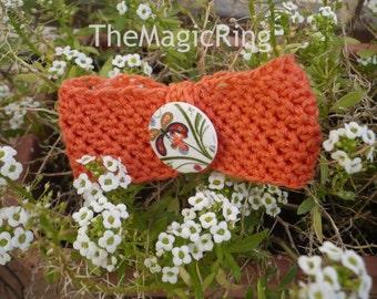 Crochet Cute Bow PATTERN