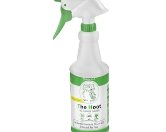 The Hoot All Natural All Purpose Cleaner (lemon)