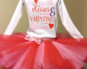 Valentine's Day Tutu Outfit