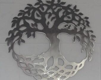 Tree Of Life Celtic Design Wall Art
