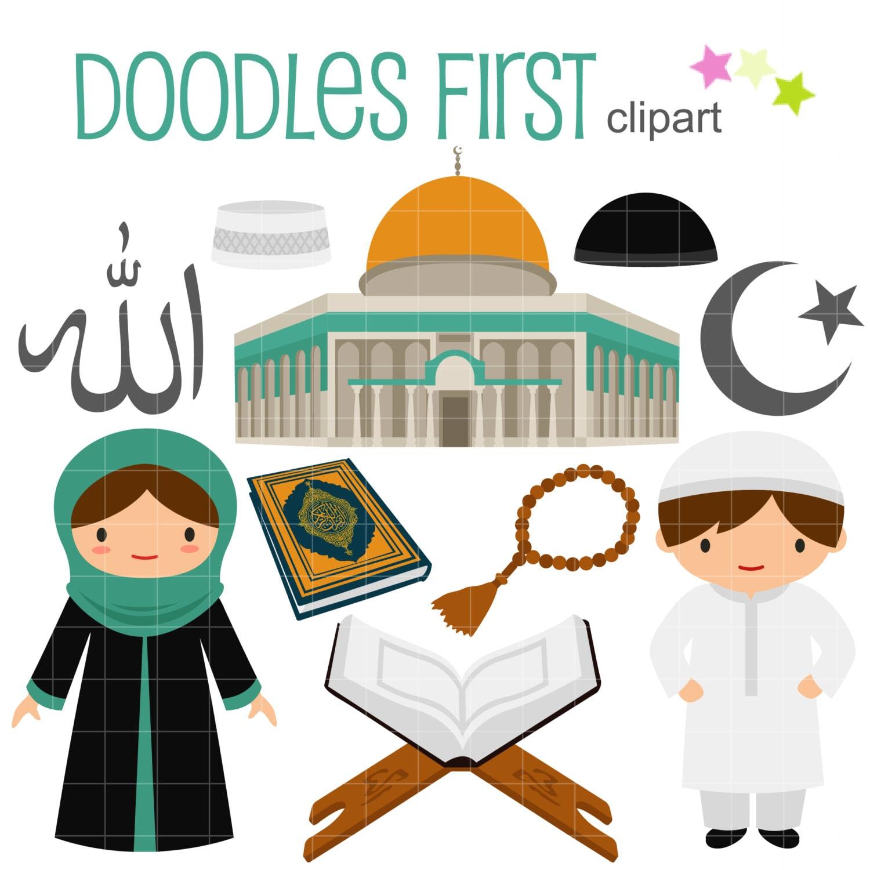 islamic culture clip art for scrapbooking card making cupcake rh etsy com making clip art transparent making clip art in photoshop