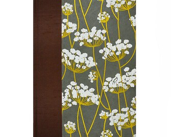 Journal Blank Paper Queen Anne's Lace