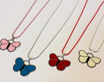 Sale! butterfly Necklace