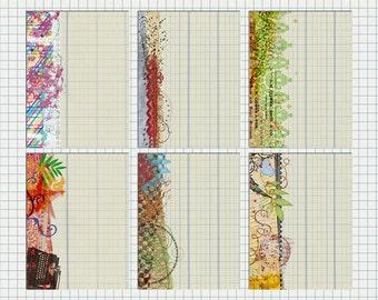 my life 365 - amalgamation project life journaling tags 2 - digital scrapbooking