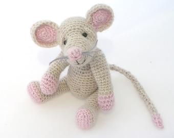Mortimer Mouse crochet pattern