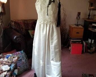 Vintage Wedding Dress one of a kind