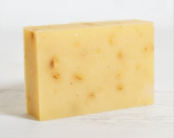 Orange Clove Soap - Natural Soap, Organic Soap, Cold Process Soap, Handmade Soap