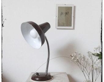 Vintage Brown lamp