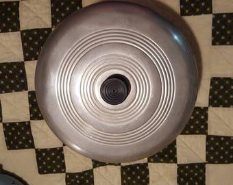 Vintage, Retro, aluminium Plate Cover