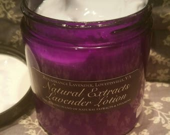 Natural Extracts Lavender Lotion