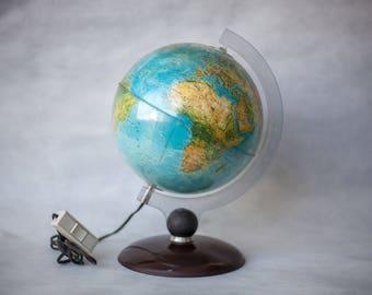 Atlas lamp | Etsy
