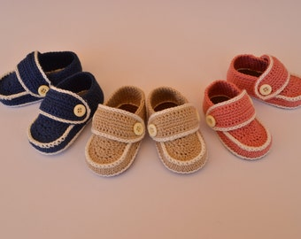 Shoes / handmade baby moccasins.
