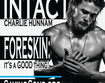 Foreskin: A Good Thing [Charlie Intact Info] Stickers