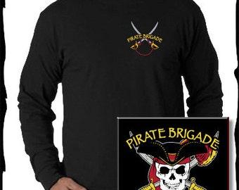 Pirate Brigade Men's Long Sleeve